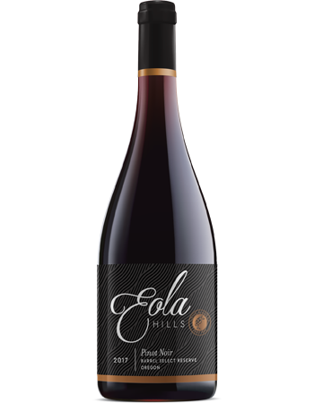 2017 Pinot Noir Barrel Select Reserve